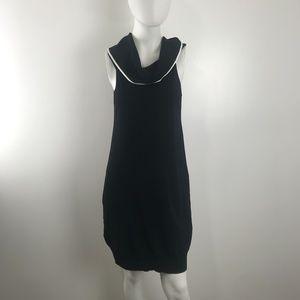Aritzia Wilfred Free Fold-Over, Off-Shoulder Dress